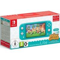 Nintendo Switch Lite Turquesa+Animal Crossing New Horizons+3 Meses Nintendo Online