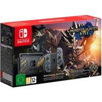 Consola Nintendo Switch Edición Especial Monster Hunter Rise