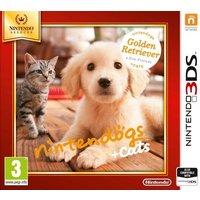 Nintendogs + Gatos: Golden Retriever (Nintendo Selects)