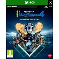 Monster Energy Supercross 4 The Official Videogame