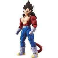 Figura Super Saiyan 4 Vegeta Model Kit Dragon Ball Gt 14cm
