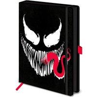 Cuaderno A5 Venom Marvel