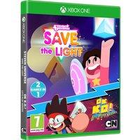 Steven Universe: Salva la Luz OK K.O. Quiero Ser Un Héroe