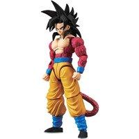 Figura Super Saiyan 4 Son Goku Model Kit Dragon Ball Gt 14cm