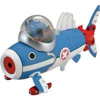 Figura Chopper Submarine Model Kit One Piece 10cm