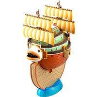 Figura Barco Baratie Model Kit One Piece 15cm
