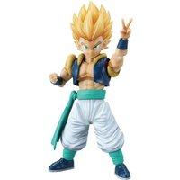 Figura Super Saiyan Gotenks Model Kit Dragon Ball Super 23cm