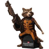 Figura Hucha Rocket Raccoon Guardianes de la Galaxia Marvel