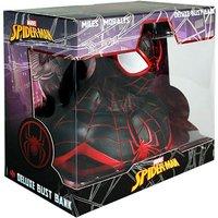 Busto Hucha Miles Morales Spiderman Marvel 20cm