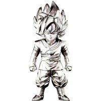 Figura Super Saiyan Goku Black Dragon Ball Super 7cm