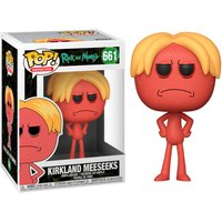 Figura Pop Rick & Morty Kirkland Meeseeks
