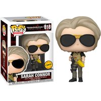 Figura Pop Terminator Dark Fate Sarah Connor Chase