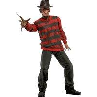 Figura Articulada Ultimate Freddy Krueger 30th Anniversary Pesadilla en Elm Street 18cm
