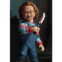 Figura Articulada Ultimate Chucky Muñeco Diabolico 10cm