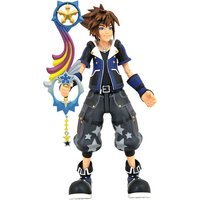 Figura Sora Wisdom Toy Story Kingdom Hearts 3 Disney 18cm