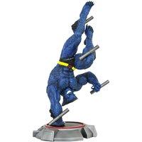 Figura Diorama Bestia X-men Marvel 25cm
