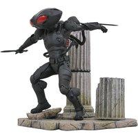 Estatua Black Manta Aquaman Dc Comics 23cm