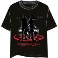 Camiseta Supernatural Adulto
