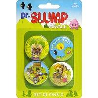 Set 4 Pin Dr. Slump