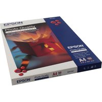Image of Epson White Photo A4 Inkjet Paper 102gsm (100 Pack) C13S041061