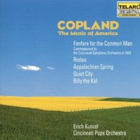 Image of Fanfare for the Common Man, Rodeo, Appalachian Spring