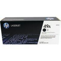 Image of HP 49A Black Laserjet Toner Cartridge Q5949A