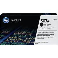 Image of HP 507A Black LaserJet Toner Cartridge CE400A