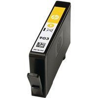 Image of HP 903 Yellow Ink Cartridge T6L95AE