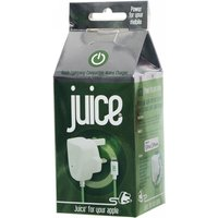 Image of Juice Apple Lightning Compatible iPhone and iPod Mains Charger