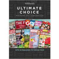 Ultimate Choice Magazine Subscription Gift Pack