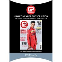 GP Racing Magazine Subscription Gift Pack