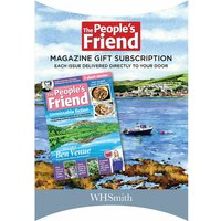 The People's Friend Magazine Subscription Gift Pack