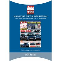 Auto Express Magazine Subscription Gift Pack
