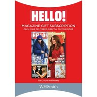 HELLO! Magazine Subscription Gift Pack