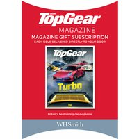 BBC Top Gear Magazine Subscription Gift Pack