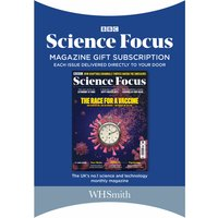 BBC Science Focus Magazine Subscription Gift Pack