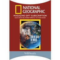National Geographic Magazine Subscription Gift Pack
