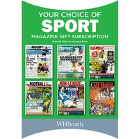 Your Choice of Sport Magazine Subscription Gift Pack