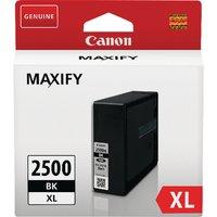 Image of Canon PGI-2500XL Black High Yield Inkjet Cartridge 9254B001AA