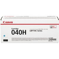 Image of Canon 040H Cyan High Yield Toner Cartridge 0459C001