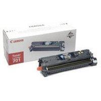 Image of Canon LBP5200 High Yield Toner Cartridge 701BK Black 9287A003