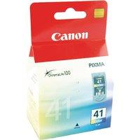 Image of Canon CL-41 Colour Inkjet Cartridge 0617B001