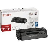 Image of Canon 715 H Black High Yield Toner Cartridge 1976B002