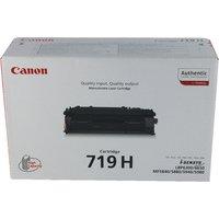 Image of Canon 719H Black High Yield Toner Cartridge 3480B002