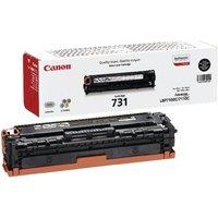 Image of Canon 731H Black High Yield Toner Cartridge 6273B002