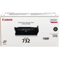 Image of Canon 732H Black High Yield Toner Cartridge 6264B002