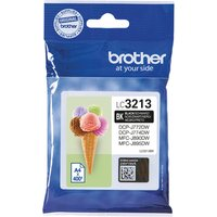 Image of Brother Ink Cartridge High Yield Black LC3213BK