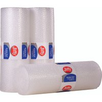 Image of Jiffy Bubble Film Roll 500mmx10m Clear BROC37737