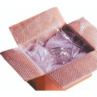 Image of Jiffy Bubble Film Roll 600mmx25m Clear BROC53739