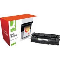 Image of Q-Connect Compatible Solution HP 53A Black Laserjet Toner Cartridge Q7553A